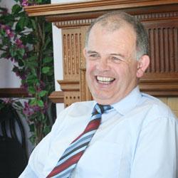 Seamus McLernon FCA – Partner