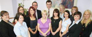 Our Downpatrick Team